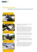 GKN Traineeprogramm Auf geradem Weg zum Erfolg! - Seite 4