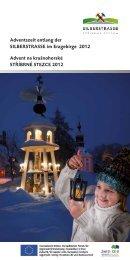 Adventszeit entlang der SilberStrASSe im erzgebirge 2012 Advent ...
