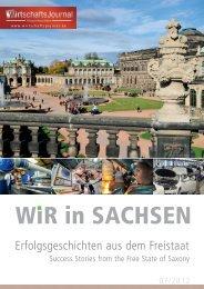 Wir in Sachsen 2012 - Wirtschaftsjournal