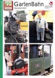 Neuheiten 2013 (pdf) - Gartenbahn