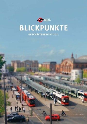 blickpunkte - BSAG