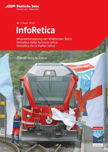 InfoRetica ernina - Rhätische Bahn