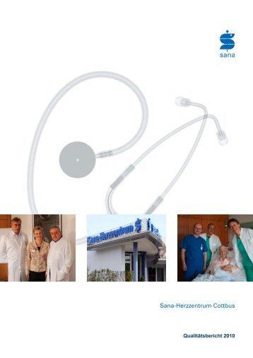 Sana-Herzzentrum Cottbus - Kliniken.de