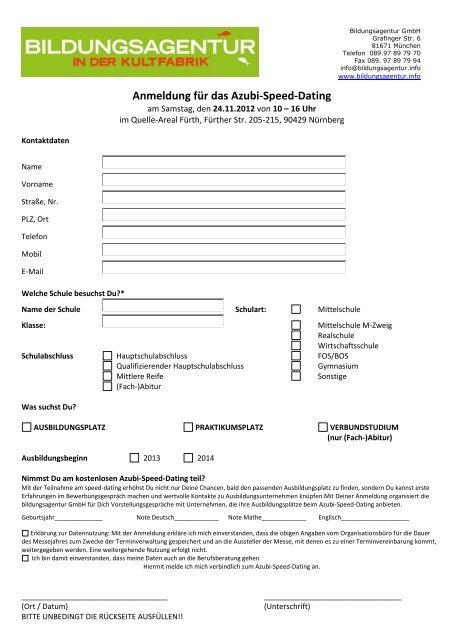 Dating-Website Bewertungen 2011