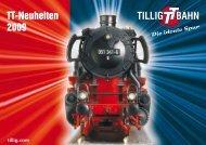 TT-Neuheiten 2009 - Modellbahnstation