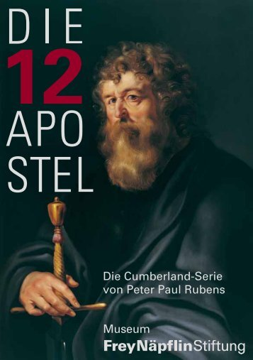 Christus und die zwölf Apostel - Frey-Näpflin-Stiftung