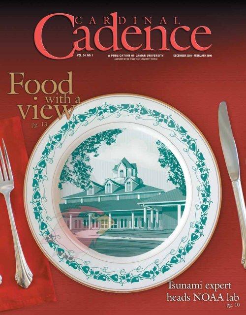 Cardinal Cadence Lamar University