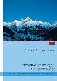 Flyer Festpunkt-Seilmagnetisierung zum Download - Frey AG Stans