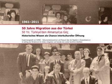 50 Jahre Migration aus der - Ministerium für Arbeit, Integration und ...