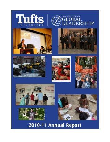 2010-11 Annual Report PDF - Institute for Global Leadership