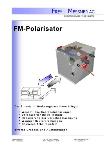 FM-Polarisator - Frey + Messmer AG