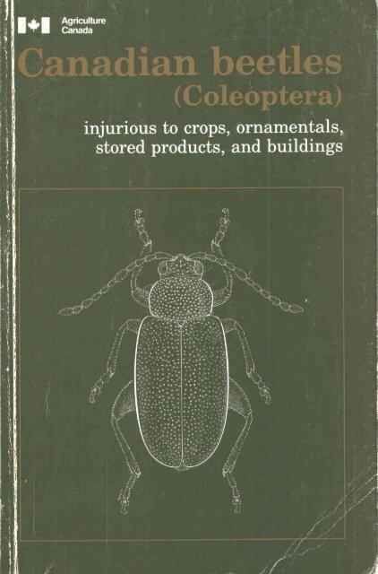 Untitled Entomological Society Of Canada