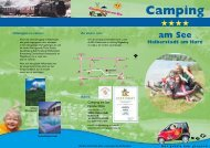 Camping - Halberstadt