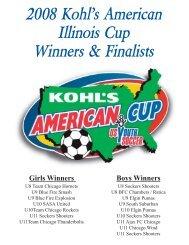2008 - Illinois Youth Soccer Association