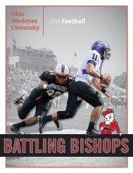 2011 Football - Ohio Wesleyan University