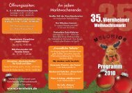 Programm 2010 - Viernheim
