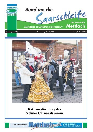 Rund um die - Gemeinde Mettlach
