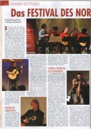 GITARREN FESTIVALS - GitarreHamburg.de