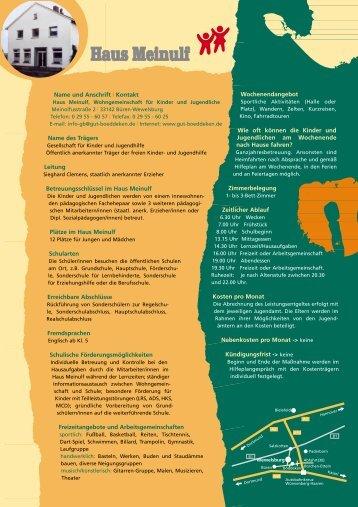 Broschüre im PDF-Format zum Download - OWL Netzwerk ...