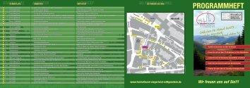 PROGRAMMHEFT - Heimatbund Siegerland-Wittgenstein