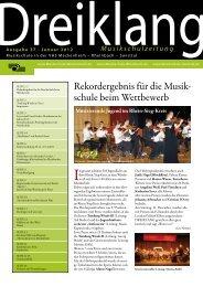 Rekordergebnis für die Musik - Musikschule Meckenheim ...