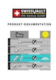 Information Swissvault ECO - Future-Planet