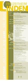 Lernen - ein Leben lang Lust - statt Muss - Linden entdecken...