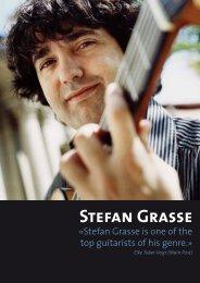 [PDF] Stefan Grasse Prospectus