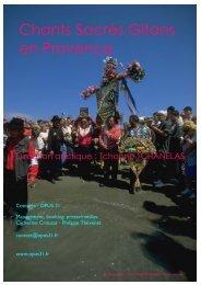 Chants Sacrés Gitans en Provence - Opus 31