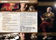 Live-Musik für jeden Anlass ...Probehören ist besser - Frank Hammer