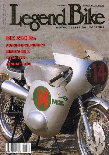 Legend Bike - Comune di Caorso