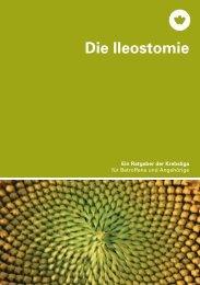 Die Ileostomie - Krebsliga Schweiz