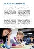 Wie sagt man es den Kindern? - Krebsliga Schweiz - Seite 6