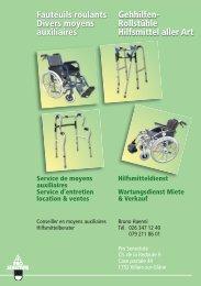 Das Katalog (pdf) - Pro Senectute