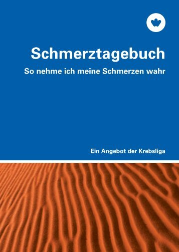 Download PDF - Krebsliga Schweiz