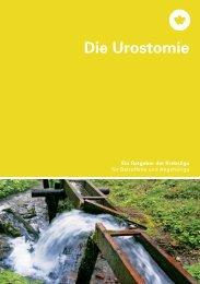Die Urostomie - Krebsliga Schweiz