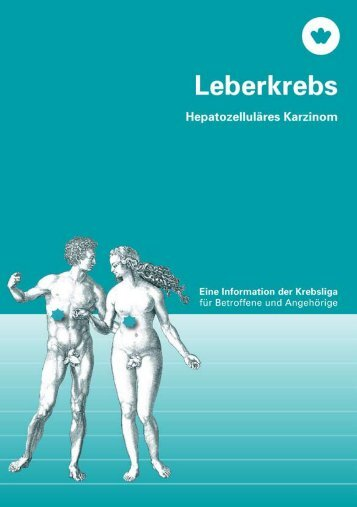 Leberkrebs - Krebsliga Zentralschweiz
