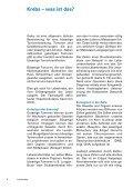 Leberkrebs - Krebsliga Zentralschweiz - Seite 6