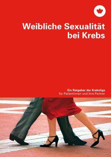 Weibliche Sexualität bei Krebs - Krebsliga Zentralschweiz