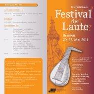 Festival Laute