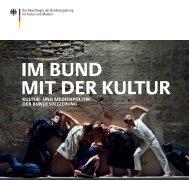 Im Bund mit der Kultur - CSR in Deutschland