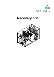 Recovery 500 - Schrag