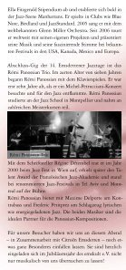 live in Emsdetten! Chris Beckers & Band Global Players Trio & Julia ... - Seite 4