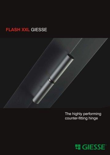 FLASH XXL GIESSE