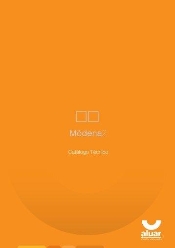 Catálogo Técnico - ALUAR