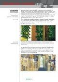 TRATAMIENTOS Y ACABADOS GIESSE - Page 6