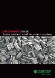 BASE PRIMER GIESSE
