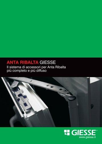 ANTA RIBALTA GIESSE