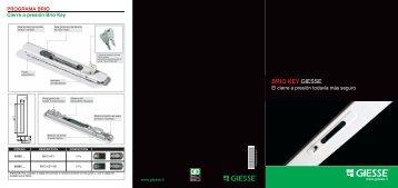 Catalogo Brio Key.cdr