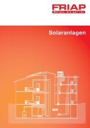 Solares Kühlen integralsystem - Friap AG